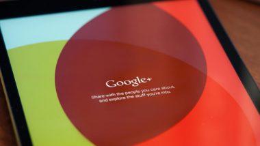 2 एप्रिलपूर्वी गुगलवरील सर्व डेटा डाऊनलोड करा, बंद होणार Google Plus सेवा
