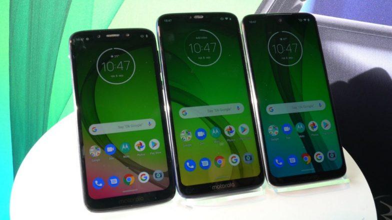Moto G7 स्मार्टफोन खास फीचर्ससह आज भारतात लॉन्च होणार, जाणून घ्या किंमत