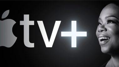 Apple TV Plus भारतात लाँच; किंमत फक्त 99 रुपये