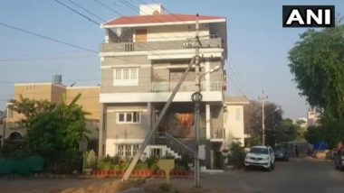 Lok Sabha Elections 2019: कर्नाटक मधील मंत्री सीएस पुट्टाराजू यांच्या घरावर आयकर विभागाकडून छापेमारी