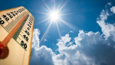 विदर्भातील चंद्रपूर येथे काल 48° तापमानासह उच्चांकी तापमानाची नोंद; पहा काय आहे आजचे तापमान