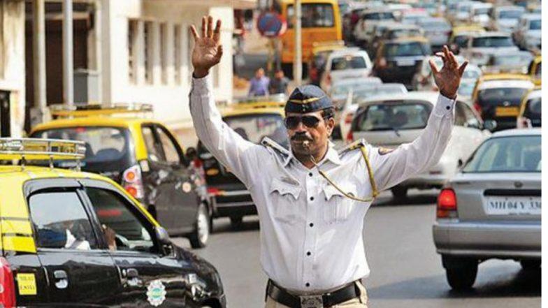 मुंबई: चेंबूर मध्ये भरदिवसा वाहतूक पोलिसाचं अपहरण करण्याचा प्रयत्न, आरोपीला ठोकल्या बेड्या