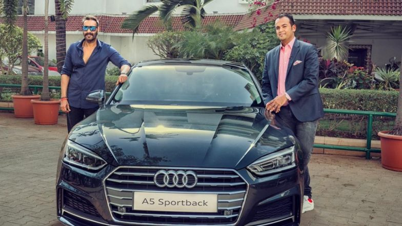 Koffee With Karan मध्ये अजय देवगण ठरला Audi कारचा विजेता
