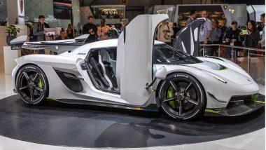 जिनेवा मोटार शो मध्ये दिसली Jesko ची शानदार कार, जाणून घ्या खासियत