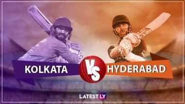 IPL 2019 KKR vs SRH: कोलकाता नाईट रायडर्स संघाचा सनराजर्स हैदराबादवर 6 गडी राखून दणदणीत विजय