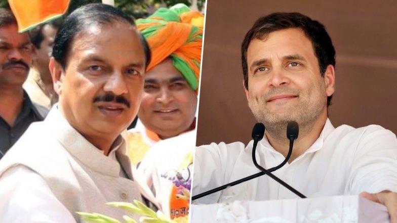 व्हिडिओ: प्रियंका गांधी 'पप्पू की पप्पी';  केंद्रीय मंत्री महेश शर्मा यांचे वादग्रस्त वक्तव्य