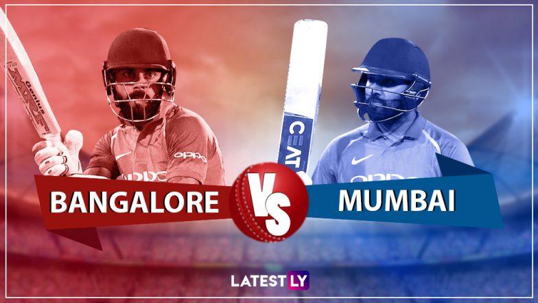 RCB vs MI, IPL 2019: रोहित शर्मा याचा मुंबई इंडियन्स विरुद्ध विराट कोहली याचा रॉयल चॅलेंजर्स; जबरदस्त सामन्याची पर्वणी