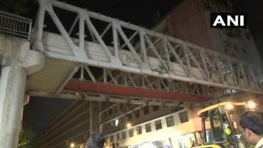 मुंबई सीएसएमटी पादचारी पूल दुर्घटना: 'तो पूल आमचा नव्हेच!'