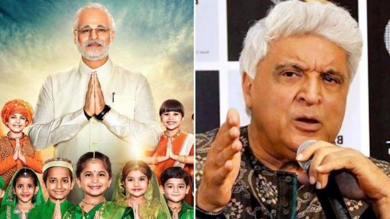 PM Narendra Modi Biopic पोस्टरवर 'गीतलेखक' म्हणून उल्लेख पाहून जावेद अख्तर आश्चर्यचकीत; ट्रोलर्सनीही दिला अख्तरांना सल्ला