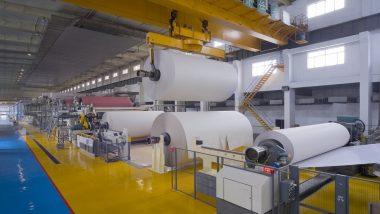 रायगड जिल्ह्यात उभा राहणार साडेचार कोटींचा पेपर उत्पादन प्रकल्प; दहा हजार तरुणांना रोजगाराची संधी