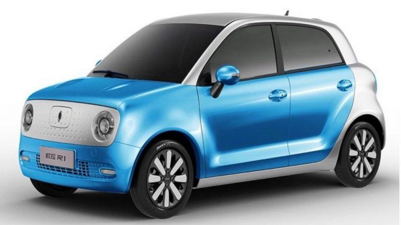 चीनने लॉंंच केली एकदा चार्ज केल्यावर तब्बल 312 किलोमीटर धावणारी इलेक्ट्रिक कार