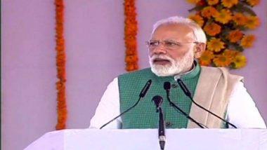 Loksabha Election 2019: नोटबंदी निर्णय योग्यच, नोकरी गेली असे कारण वापरू नका! - नरेंद्र मोदी