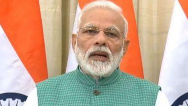 फनी वादळाचा फटका बसलेल्या नागरिकांना पंतप्रधान नरेंद्र मोदी यांच्याकडून 1 हजार कोटींची मदत जाहीर