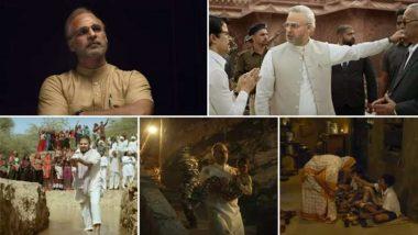 PM Narendra Modi Song : पीएम नरेंद्र मोदी चित्रपटातील देशभक्तीने भारलेले गीत प्रदर्शित (पहा व्हिडीओ)