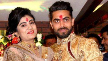 IND vs NZ: न्यूझीलंड विरुद्ध सेमीफायनलमध्ये पराभवानंतर रवींद्र जडेजा याची स्थिती कशी होती, सांगतेय त्याची पत्नी रिवाबा