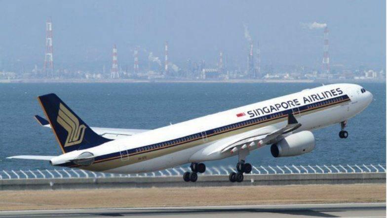 Mumbai - Singapore विमानामध्ये बॉम्बच्या अफवेमुळे खळबळ, Changi International Airport वर इमरजन्सी लॅन्डिंग