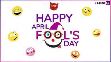 April Fools' Day 2019: एप्रिल फूल निमित्त लोटपोट हसण्यासाठी खास मराठी Messages, Greeting, WhatsApp Status आणि GIF's