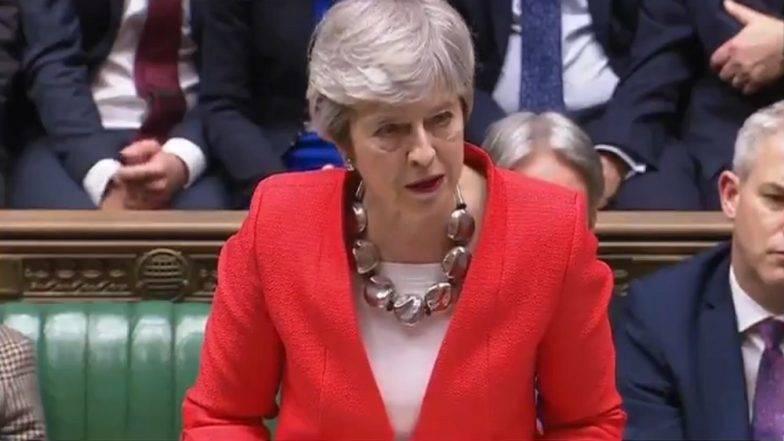 Brexit Deal: ब्रिटिश पार्लमेंटमध्ये दुसर्यांदा 'ब्रेक्झिट करार' नाकारला