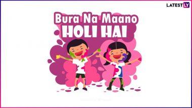 WhatsApp, Hike, Helo Happy Holi Stickers: धुलीवंदनाच्या शुभेच्छा देण्यासाठी कलरफूल स्टिकर्स