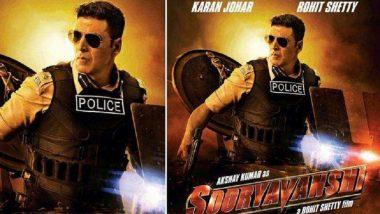 Sooryavanshi First Look: 'सूर्यवंशी' सिनेमातील अक्षय कुमार याचा पोलिस अवतारातील दमदार फर्स्ट लूक! (Photo)
