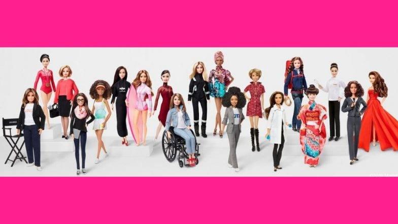 Barbie's 60th Birthday च्या निमित्ताने जगातील प्रेऱणादायी 19 महिलांच्या स्वरूपात 'बार्बी डॉल', भारतीय जिम्नॅस्ट दीपा कर्माकर हिचा समावेश