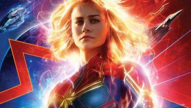 Captain Marvel सिनेमा TamilRockers वर पहिल्याच दिवशी झाला लीक