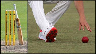 क्रिकेट खेळताना क्रिकेटपटूचा मैदानावरच मृत्यू, बॅटींग करताना घडली घटना