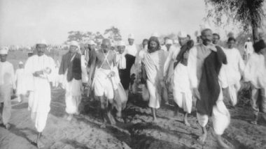 Dandi March 89th Anniversary: दांडी यात्रेच्या 89 वर्धापनदिनानिमित्त नरेंद्र मोदी आणि काँग्रेसकडून महात्मा गांधी यांना ट्विटवरुन मानवंदना