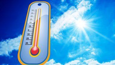 Mumbai Weather Update: मुंबईच्या तापमानात 35 डिग्री सेल्सिअसची वाढ; उत्तर महाराष्ट्र, मराठवाडा आणि पश्चिम महाराष्ट्रातील काही भागांत सुमारे 30 ते 40 किमी वादळी वारे वाहणार