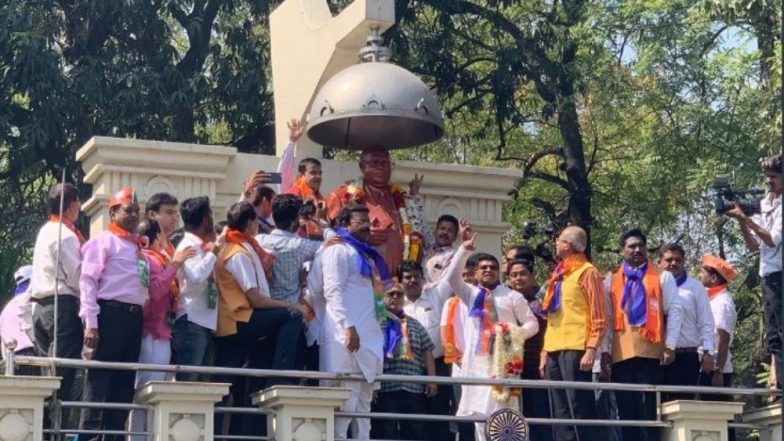 Lok Sabha Elections 2019: नितीन गडकरी आज भरणार उमेदवारी अर्ज; नागपूर मध्ये भव्य रॅली (Watch Video)