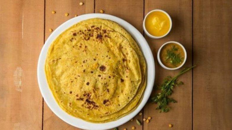 Holi Special Recipe: होळी नैवेद्यासाठी 'पुरणपोळी' करताना पुरण न वाटता बनवण्यासाठी खास एक्सपर्ट टीप्स (Watch Video)