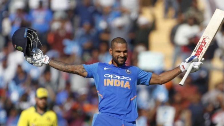 Ind Vs Aus 4th ODI 2019: 'शिखर धवन' चं वन डे करियरमधील सगळ्यात दमदार शतक, रोहित शर्मा सोबत विक्रमी खेळी