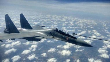 बिकानेरमध्ये भारताच्या सुखोई 30 ने पाकिस्तानचे ड्रोन पाडले