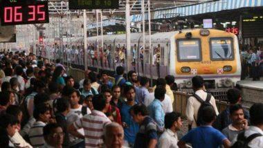 Mumbai Train Update: कल्याण-ठाणे रेल्वे वाहतूक ठप्प, कळवा लेव्हल क्रॉसिंग गेटमुळे रेल्वे वाहतुकीवर परिणाम