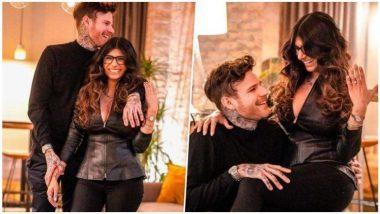 XXX स्टार मिया खलिफा हिने केली Engagement, इन्स्टाग्रामवर फोटो पोस्ट करुन चाहत्यांना दिली आनंदाची बातमी
