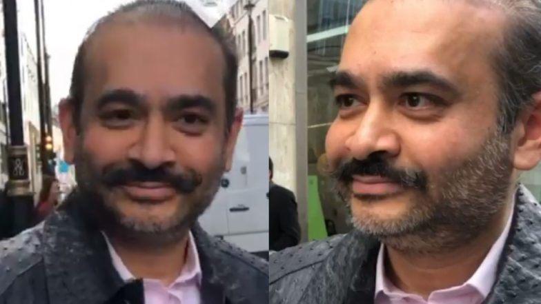 PNB SCAM: लंडन मधील रस्त्यांवर दिसला नीरव मोदी, घोटाळ्यासंबंधित प्रश्न विचारल्यास उत्तर देण्यास नाकारले