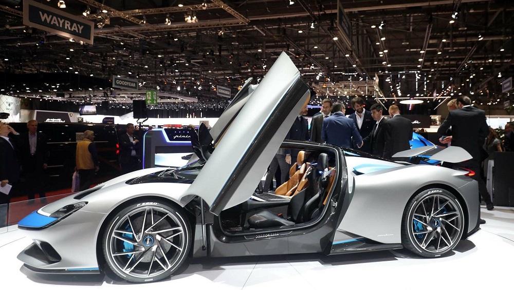 'महिंद्रा'ने सादर केली जगातील सर्वात वेगवान कार; 2 सेकंदात पकडणार 100 KPH गती, पहा वैशिष्ठ्ये