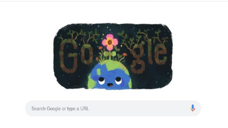 Spring Equinox 2019: Google ने Doodle साकारत केले वसंत ऋतूचे स्वागत