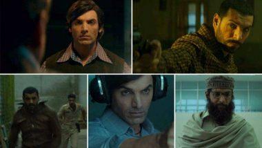 Romeo Akbar Walter Trailer: पाकिस्तान आणि दहशतवाद्यांना धडा शिकवणारा 'रॉ' चित्रपटाचा ट्रेलर प्रेक्षकांच्या भेटीला (Video)
