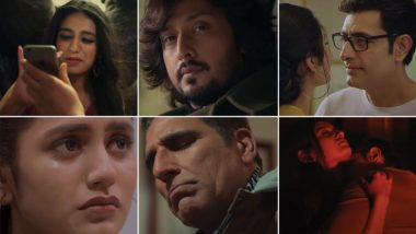 SRIDEVI BUNGALOW Official Teaser 2: प्रिया प्रकाश हिच्या रोमँटिक अंदाजातील 'श्रीदेवी बंगलो' चित्रपटाचा टीझर लॉन्च