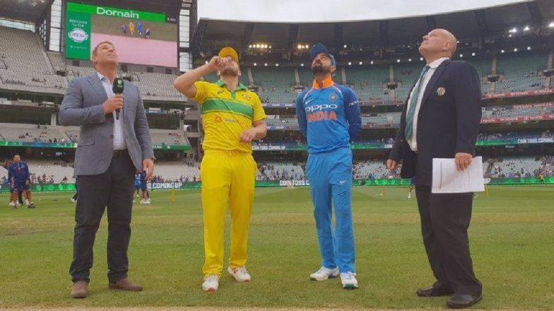 India vs Australia 2nd ODI 2019: दुसऱ्या एकदिवसीय सामन्यात ऑस्ट्रेलिया संघाने टॉस जिंकला; प्रथम गोलंदाजीसाठी मैदानात उतरणार