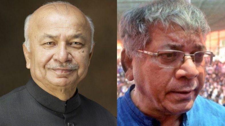 Lok Sabha Elections 2019: सुशील कुमार शिंदे, प्रकाश आंबेडकर आणि  डॉ. जयसिद्धेवर स्वामी यांच्यामध्ये रंगणार सोलापूर लोकसभा मतदारसंघात लढत; उमेदवारीचा अर्ज दाखल करताना शक्तीप्रदर्शन