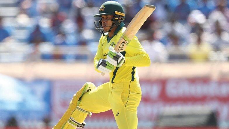 IND vs AUS 3rd ODI 2019: ऑस्ट्रेलिया संघाने 'टीम इंडीया' वर केली 32 धावांनी मात; उस्मान ख्वाजा 'मॅन ऑफ द मॅच'