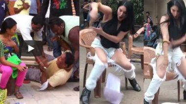 April Fools' Day Pranks: सनी लियोन,पूजा सावंत, वैभव तत्त्ववादी यांच्यासोबतचे धम्माल 'एप्रिल फूल प्रॅन्क्स' (Watch Video)
