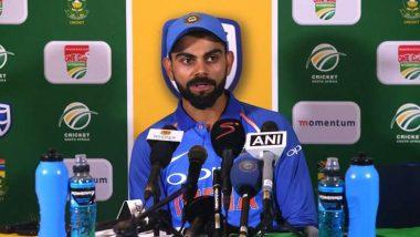 IND vs PAK, ICC World Cup 2019: न्यूझीलंड विरुद्ध मॅच नंतर, विराट कोहलीचं लक्ष्य पाकिस्तानच्या सामन्यावर; दिली हि Warning