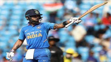 India vs Australia 2nd ODI 2019: दुसऱ्या एकदिवसीय सामन्यात 'विराट कोहली'ने रचले वनडे क्रिकेटमधील 40 वे शतक