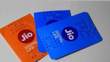 Reliance Jio च्या 500 रुपयांवरील प्रीपेड प्लॅनवर युजर्सला मिळणार 5GB पर्यंत डेटा
