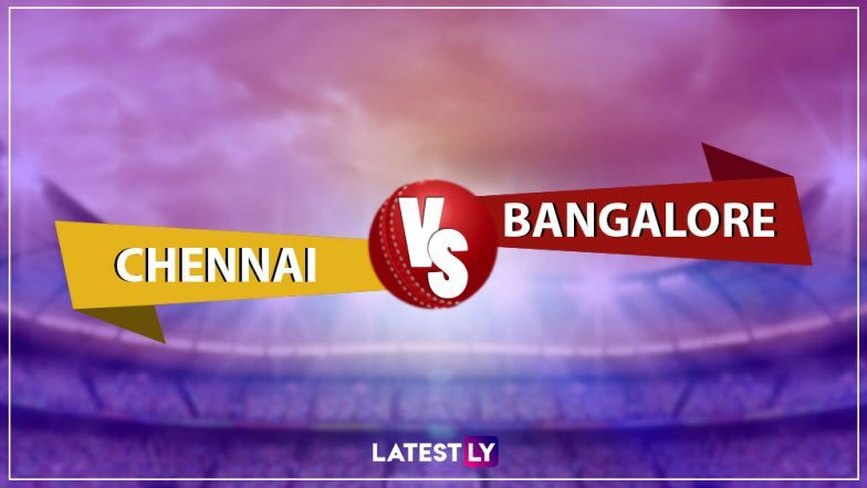 RCB vs CSK, IPL 2019 Live Cricket Streaming: रॉयल चैलेंजर्स बेंगलुरु विरूद्ध भिडणार चैन्नई सुपरकिंग;लाईव्ह थरार ऑनलाईन पहा  Star Sports आणि Hotstar Online वर