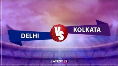DC vs KKR , IPL 2019: दिल्ली कॅपीटल्स विरुद्ध कोलकाता नाईटरायडर्स Live Streaming इथे पाहू शकता