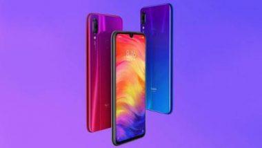 Redmi Smartphones Sales: जबरदस्त ऑफर! रेडमी नोट प्रो, रेडमी नोट 9 प्रो मॅक्स, रेडमी नोट 9 या स्मार्टफोनच्या खरेदीवर तब्बल 4 हजारांपर्यंत सूट